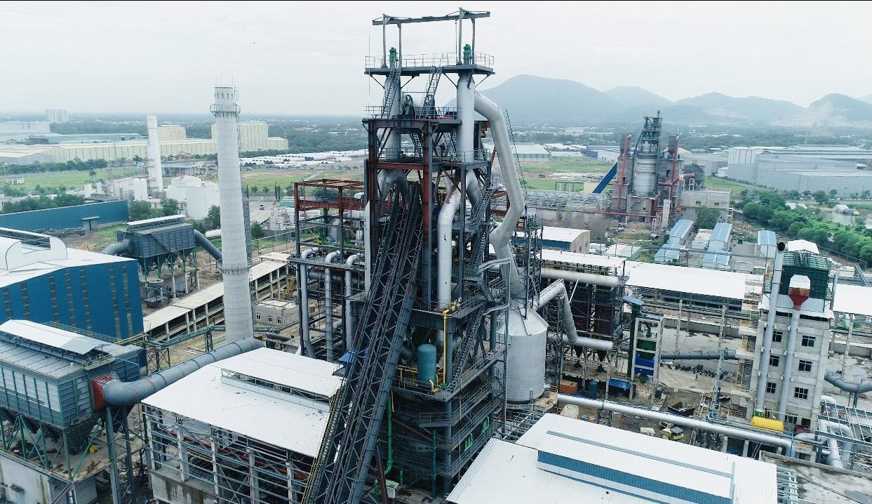 Thanh Niên: Lò luyện 1 triệu tấn của Pomina đã chạy 80 - 90% công suất